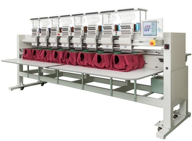Vyšívací stroj TAJIMA modelovej rady TMAR-KC