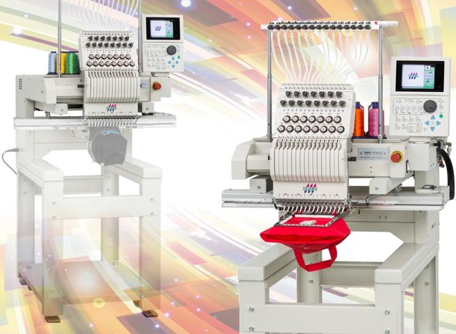 Predstavujeme vyšívací stroj TAJIMA TMBR-SC